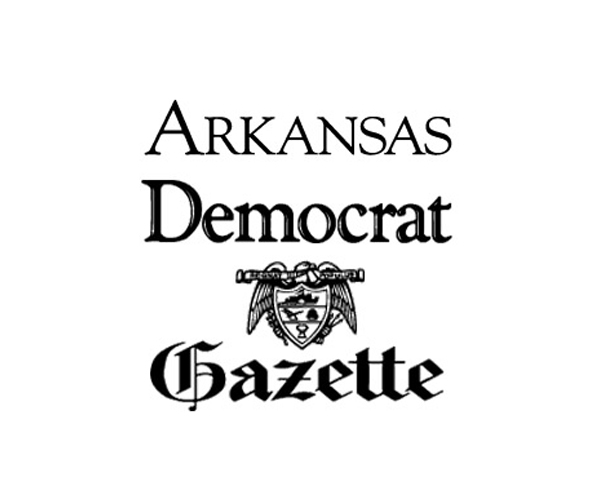 Arkansas Democrat Gazette logo