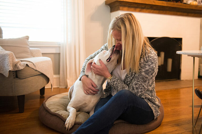 Large_white_dog_licking_female_owner_on_face_at_home_web
