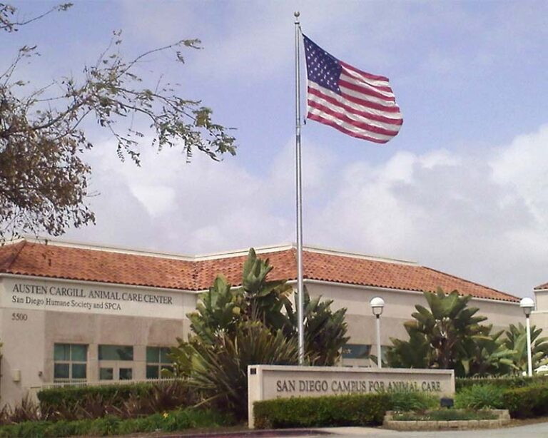San Diego Humane Building