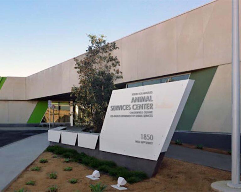 LA Animal Services Building